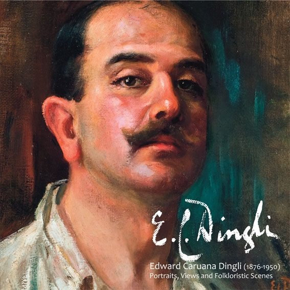selfportrait Edward Caruana Dingli