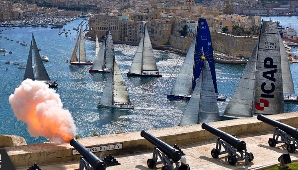 Grand Harbour Valletta