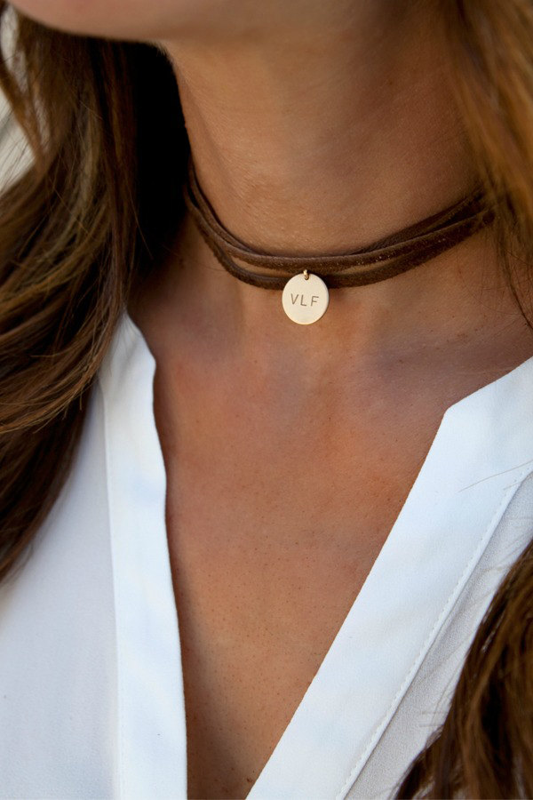 leather-choker